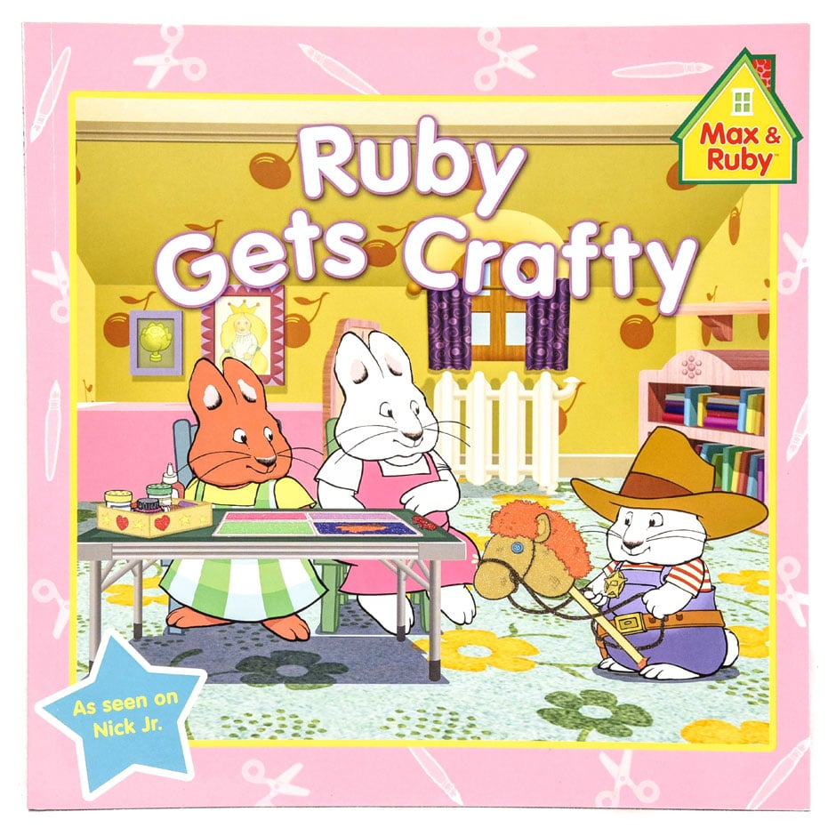 Max and Ruby: Ruby Gets Crafty
