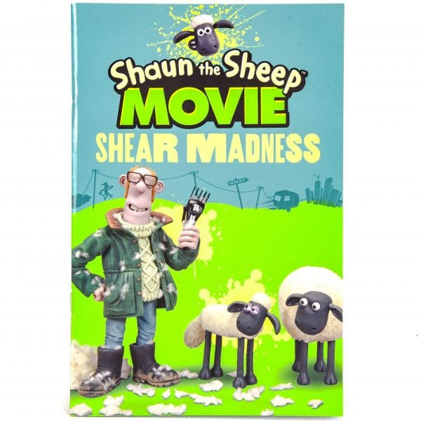 Movie Shear Madness