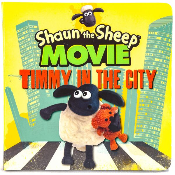 Shaun the Sheep Timmy in the City