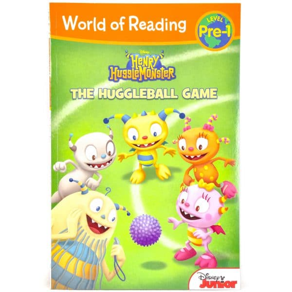 Hugglemonster The Huggleball Game