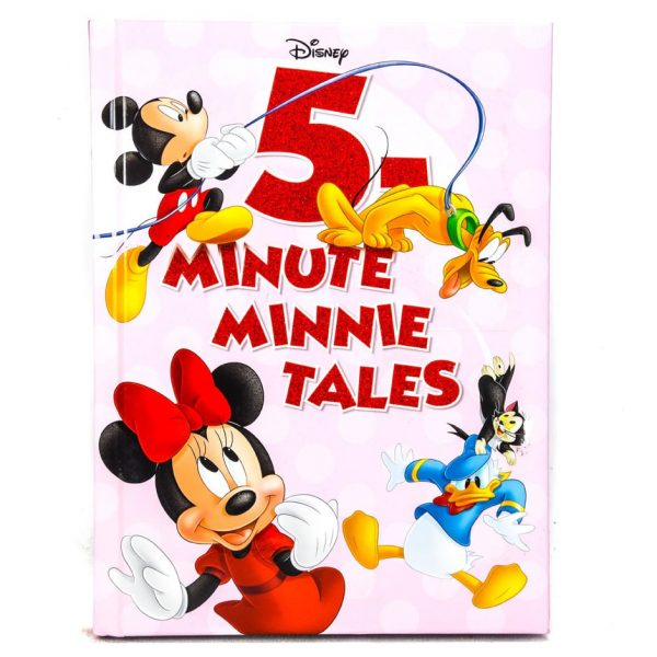 5 Minute Minnie Tales