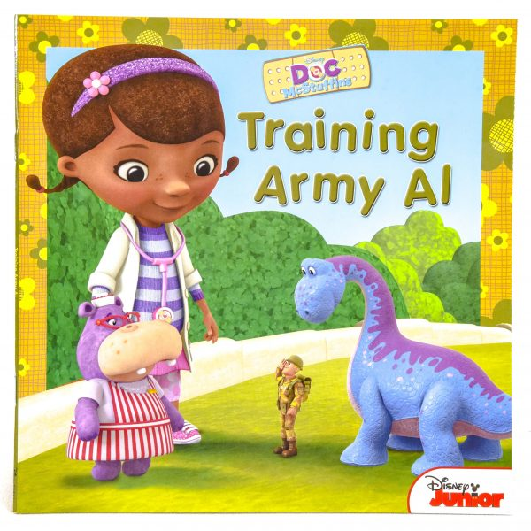 Doc McStuffins Training Army Al