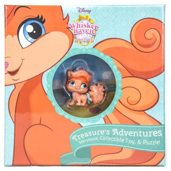 Palace Pets: Treasure's Adventures Set