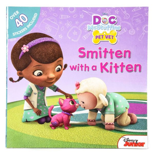 Doc McStuffins Pet Vet: Smitten with a Kitten