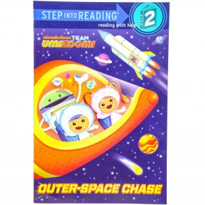 Step into Reading Outer-Space Chase