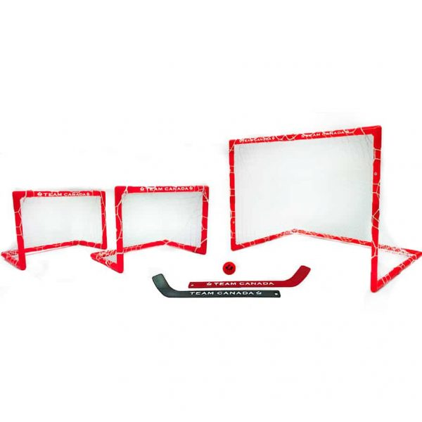 Kids Hockey Set Net and Sticks