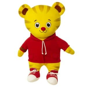 Daniel Tiger's Neighborhood: Daniel Tiger Mini Plush