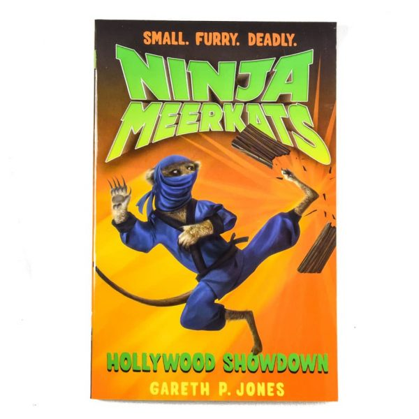 Ninja Meerkats: Hollywood Showdown