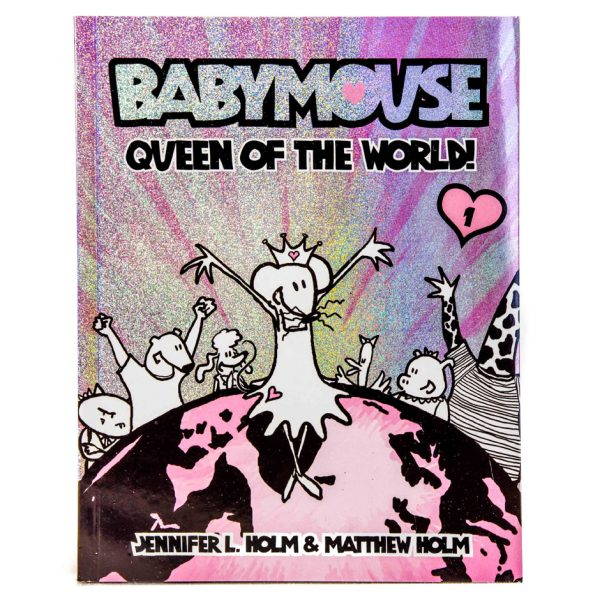 Babymouse Queen of the World!