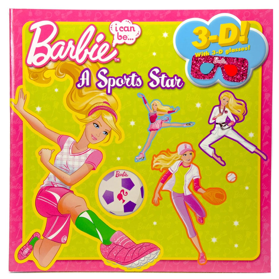 Barbie I Can Be...A Sports Star