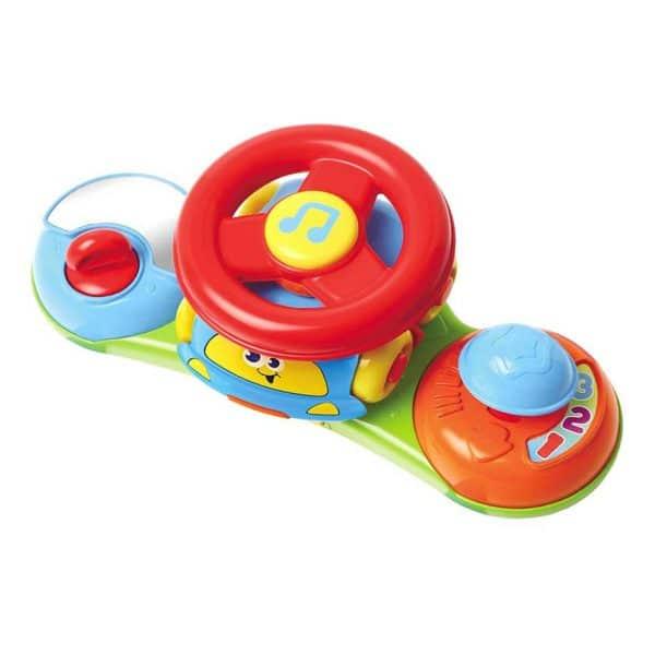 Baby Drive n Push Racer