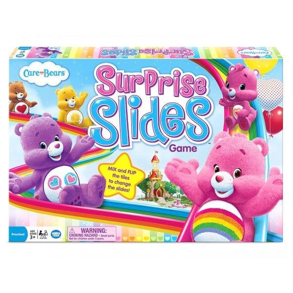 Care Bears Surprise Slides Game