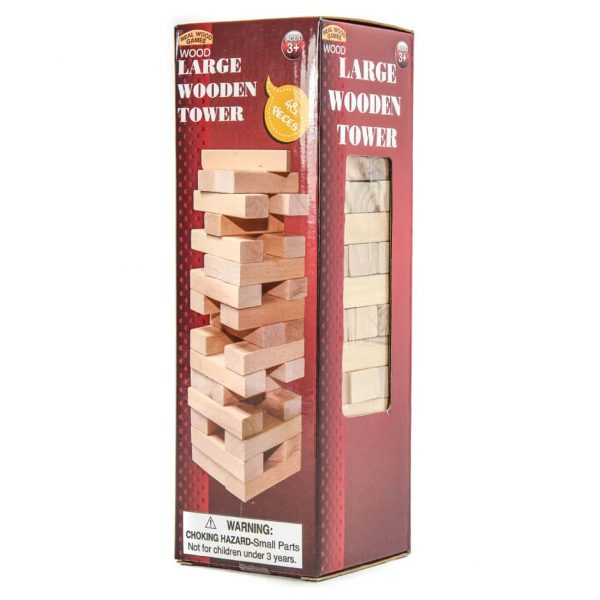 Large Wooden Tower