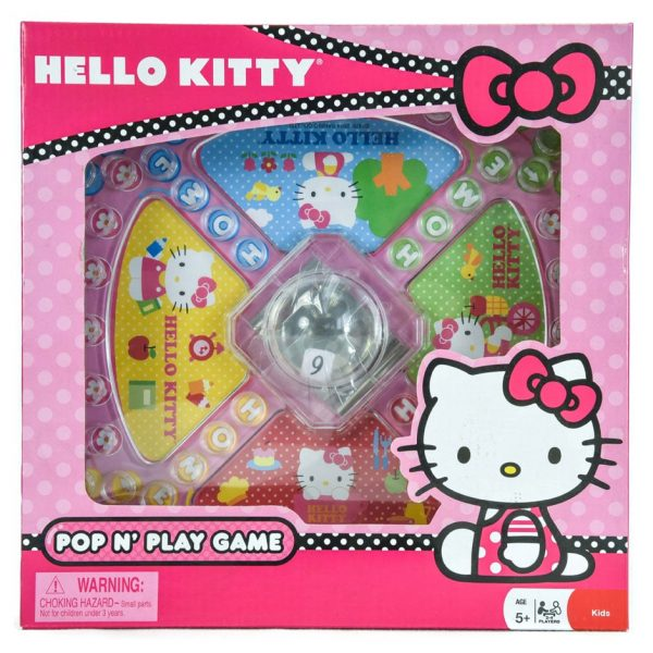 Hello Kitty Pop N' Play Game