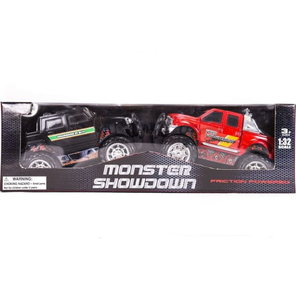 Monster Showdown Cars