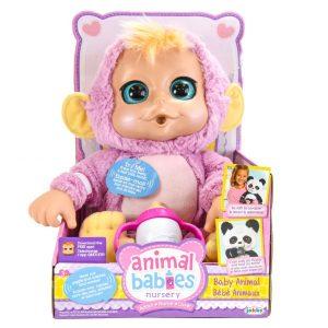Animal Babies Nursery: Baby Chimp