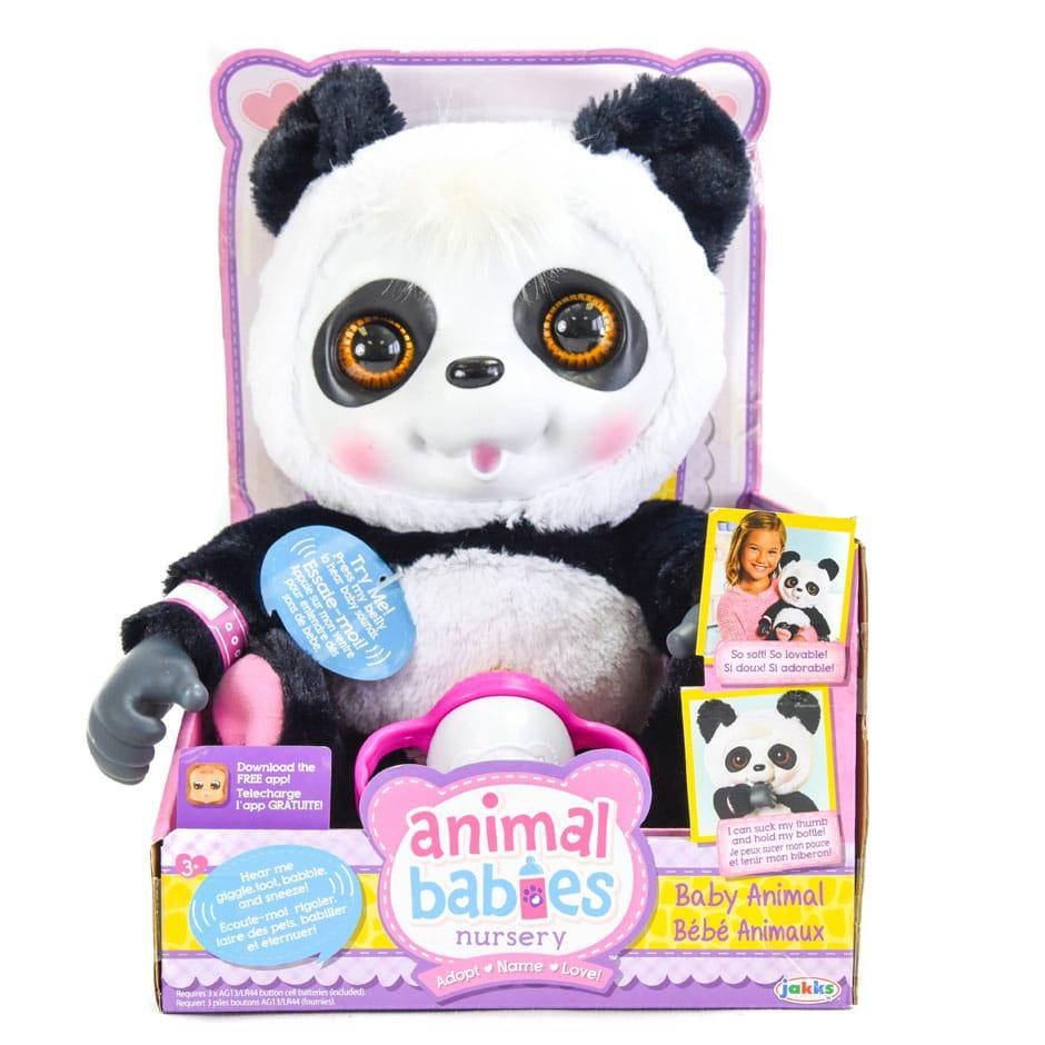 Animal Babies Nursery: Baby Panda