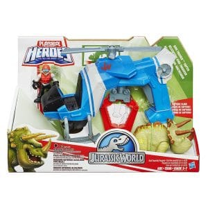 Playskool Heroes Jurassic World Dino Tracker Copter