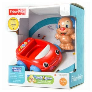 Fisher Price Laugh & Learn: La Voiture de puppy (FRENCH)