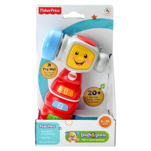 Fisher Price Laugh & Learn: Tap 'n Learn Hammer