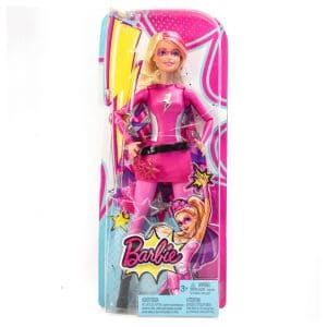 Barbie Hero Doll (Pink)