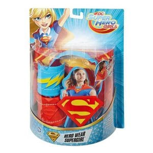 DC Super Hero Girls: Supergirl Hero Wear Accessory Set