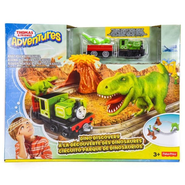 Thomas & Friends Adventures: Dino Discovery
