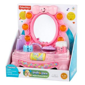 Fisher Price Laugh & Learn Magical Musical Mirror