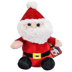 """Santa 6"""" Plush"""