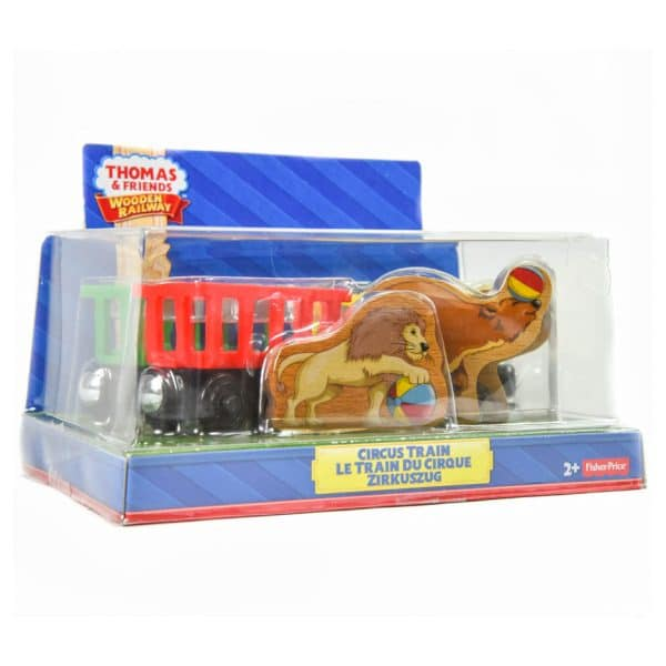 Thomas & Friends Wooden Railway: Circus Train