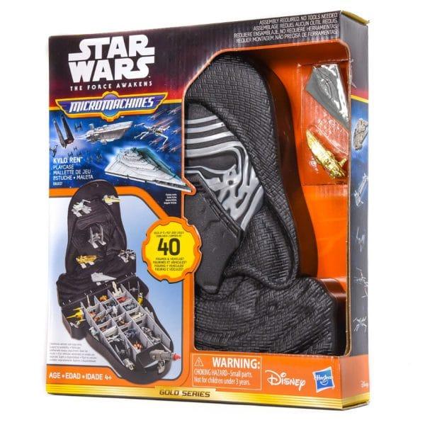 Star Wars Micro Machines Kylo Ren Playcase