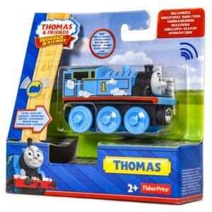 Thomas & Friends Wooden Railway: Roll & Whistle Thomas