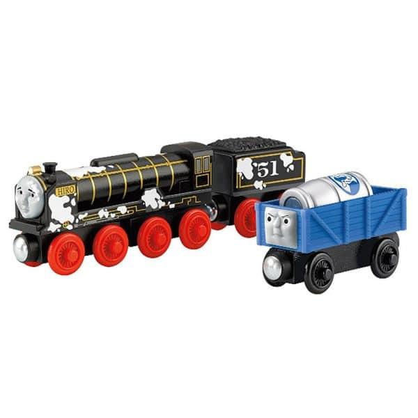 Thomas & Friends Wooden Railway: Hiro's Sticky Spill