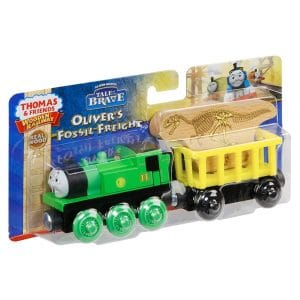 Thomas & Friends Wooden Railway: Oliver's Fossil Freight