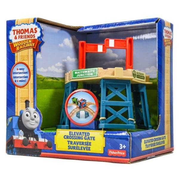 Thomas & Friends Wooden Railway: Elevated Crossing Gate