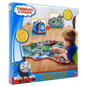 Thomas & Friends: Exploring Sodor Travel Case