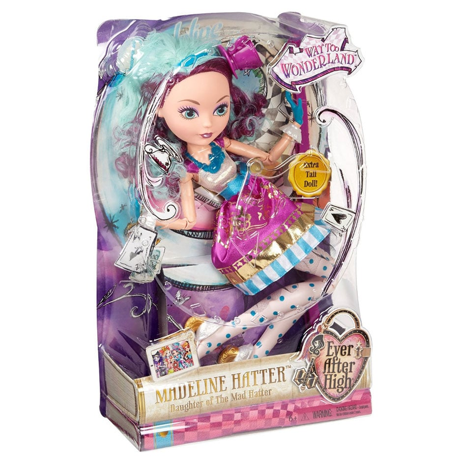 how to draw ever after high madeline hatter
