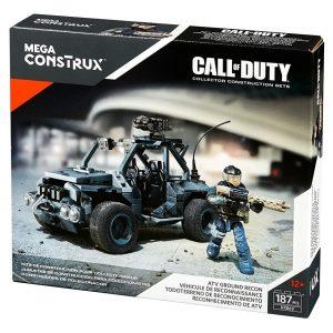 Mega Construx Call of Duty ATV Ground Recon (187 Piece) Set