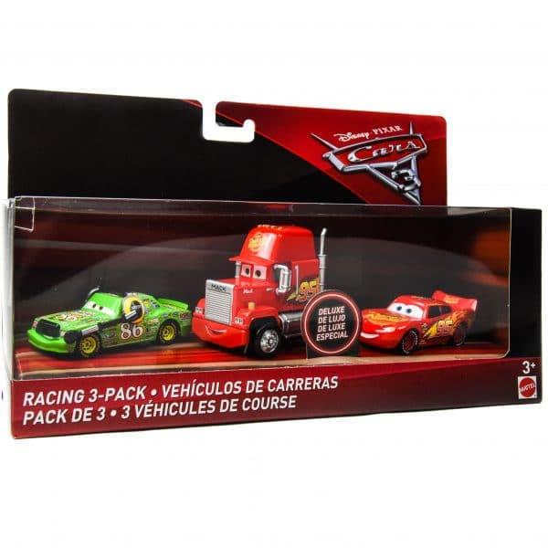 Disney Cars Racking 3-Pack