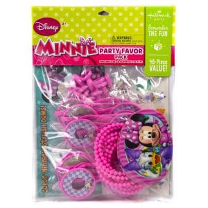 Minnie Mouse Party Favor Value Pack