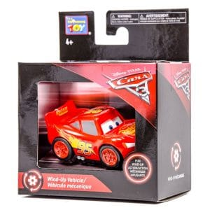 Cars 3 Wind Up Vehicle: Lightning McQueen