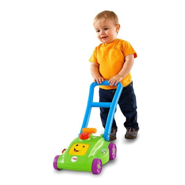Fisher-Price Smart Stages Mower