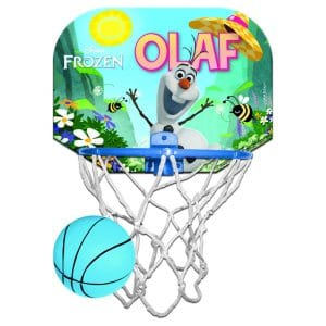 Olaf Junior Basketball Hoop Set