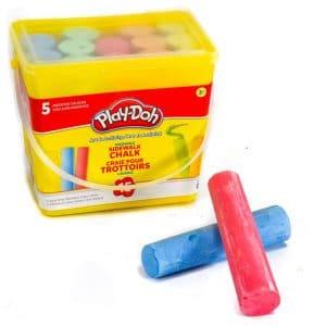Play-doh Washable Sidewalk Chalk