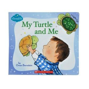 My Turtle and Me Story Book