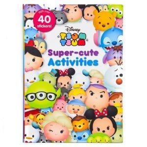 Disney Tsum Tsum Super Cute Activities Book
