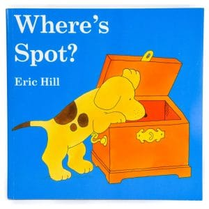 Where's Spot Lift the Flap Fun Story Book