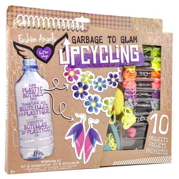 Fashion Angels: Upcycling Garbage to Glam Repurposing Kit