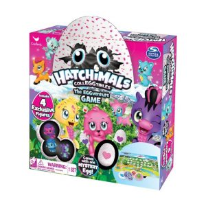 Hatchimals the Eggventure Game
