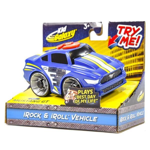 IRock & IRoll Vehicle Mustang GT